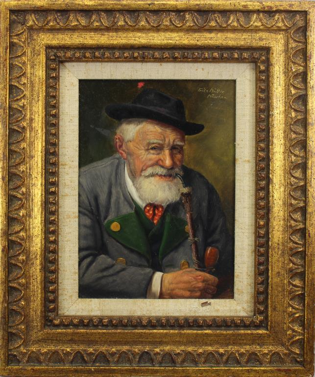 Fritz Muller (1913 - 1972)