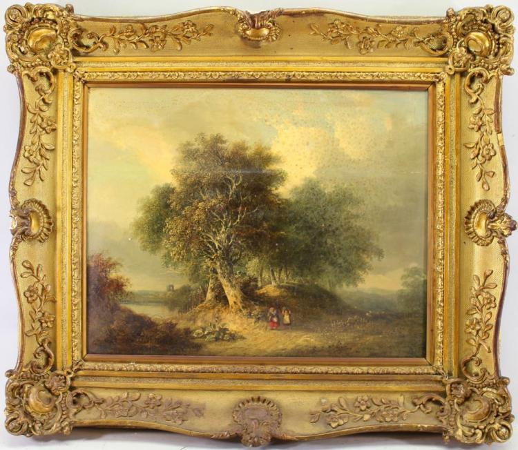 Samuel David Colkett (1806 - 1863)