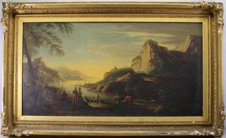 Attr. Claude-Joseph Vernet (1714 - 1789)