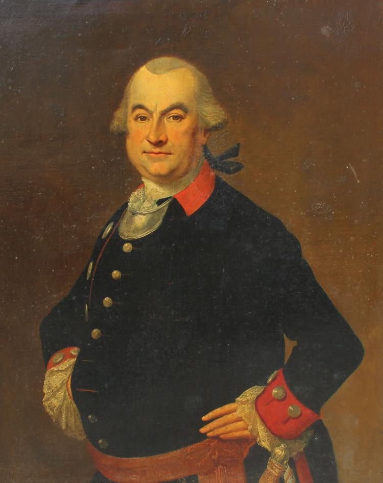 Louis Bernard Coclers (1741 - 1817) Ex Christie's
