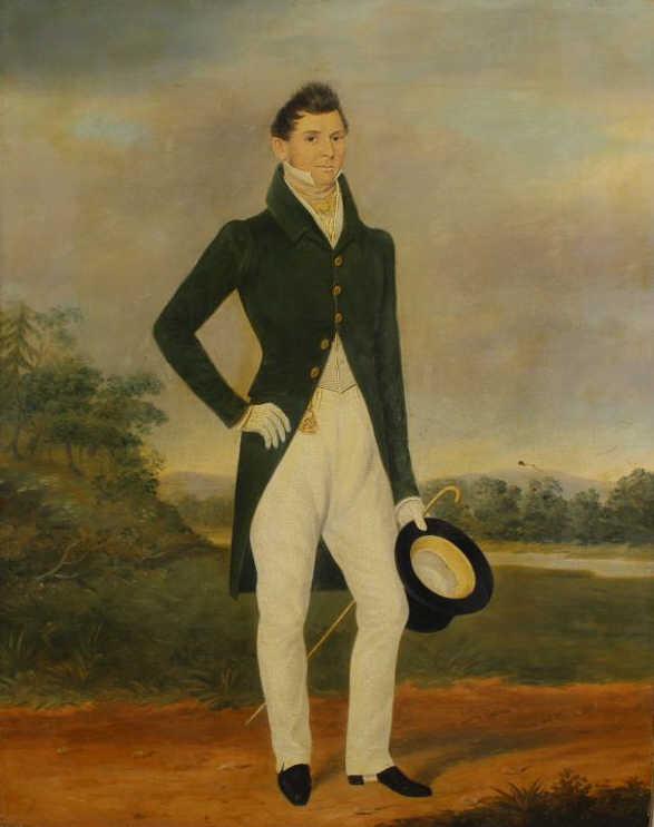 James Loder of Bath (1784 - 1860) Portrait