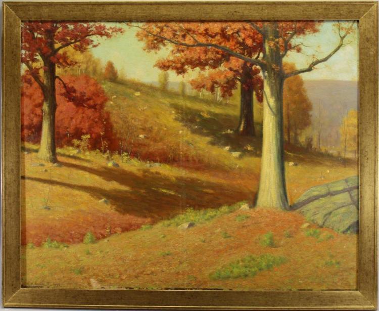 Fred Daniels (Massachusetts, New York,born 1872)