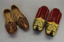 (2) Pairs of Jutti Shoes