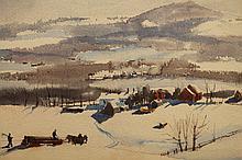 Paul Starrett Sample (1896 - 1974)