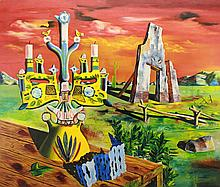Jose Garcia Narezo (1922 - 1994)