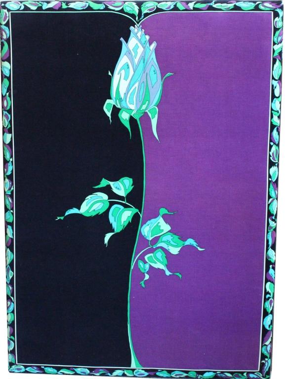 Emilio Pucci (1914-1992) Tapestry