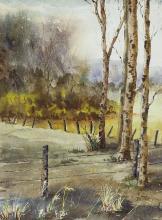 VERNA BETKER - Untitled Fall Scene