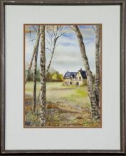 VERNA BETKER - Untitled Farm House