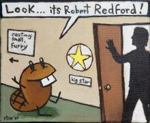 ROB BOS - Look...It's Robert Redford