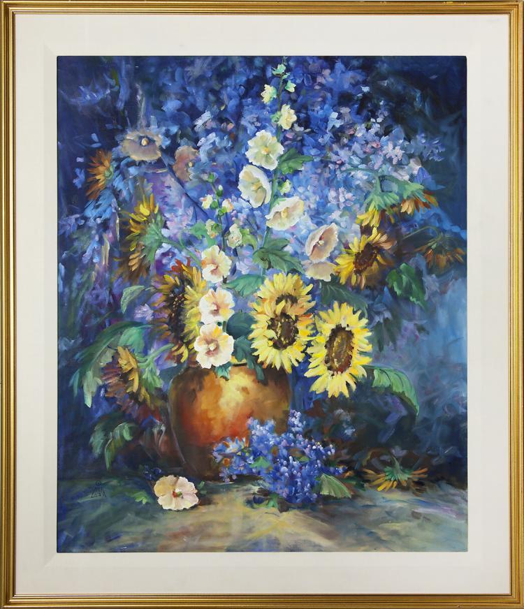 LORA ARMBRUSTER - Garden of Eden Floral