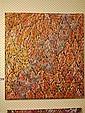 MARGARET TURNER PETYARRE 'Medicine Leaves' 91 x