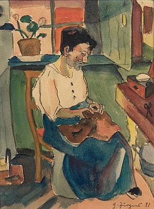 Grethe Jürgens (1899 Holzhausen b. Osnabrück -