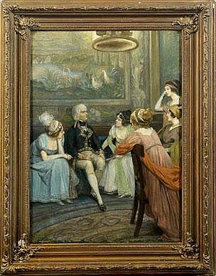 Felicien von Myrbach-Rheinfeld (1853