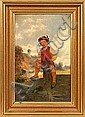 Johann Friedrich Engel (1844 Bernkastel - 1921, Johann Friedrich Engel, Click for value