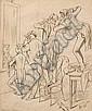 Adolf Oberländer (1845 Regensburg - 1923 München), Adolf Oberländer, Click for value