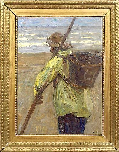 CARLOS GRETHE (1864 Montevideo - 1913