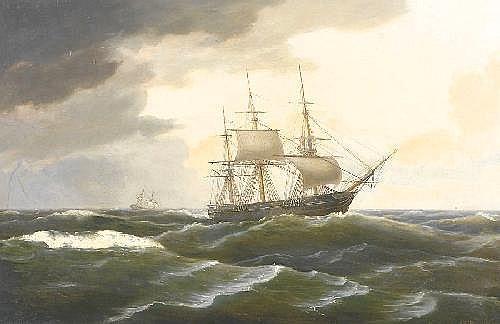 HEINRICH ANDREAS SOPHUS PETERSEN (1834 Altona -