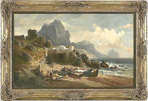 ROBERT SCHIETZOLD (1842 Dresden - 1908 München)