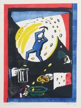 "Herbert Sandberg ""Der Mehrwert"". 1974. / ""Die weisse Weste"". 1950/ 1976."