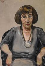 Hubertus Giebe, Porträt Dr. Gudrun Keßler. 2009.