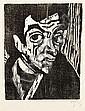 Heinz Tetzner, Selbst. 1956., Heinz Tetzner, Click for value