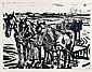 Fritz Winkler, Pferde auf der Weide. No date., Fritz Winkler, Click for value