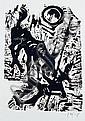 Heinz Tetzner, Don Quijote. 1960er/ 1970's., Heinz Tetzner, Click for value