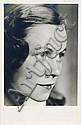 Kurt Julius, Portrait Ursula Volkmar. 1940's.