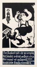 """Herbert Sandberg """"Den Bankert"""". 1948/ 1976."""