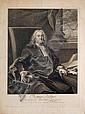 Johann Martin Bernigeroth, Bildnis Thomas Richter. 1st half 18th cent.