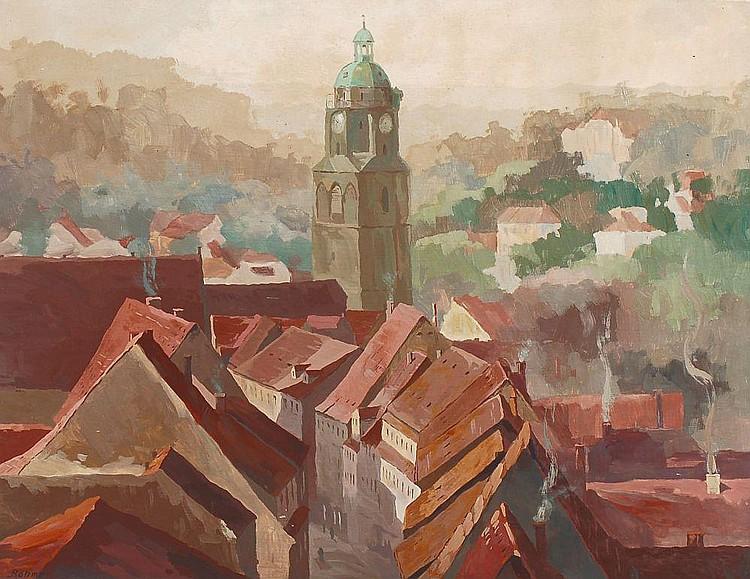 Alfred Böhme