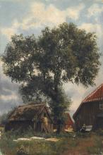 Unbekannter Ahrenshooper Maler