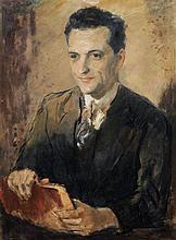 Eduard Bischoff, Professor Joseph Mueller-Blattau. 1920 s.
