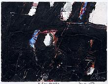 """Klaus Neuper """"In der Huerta"""". 1992 / """"Baumhaus"""". 1995."""