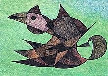 "Erich Gerlach ""Flug"". 1993."