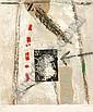 James Coignard, Komposition mit Paketschnur.