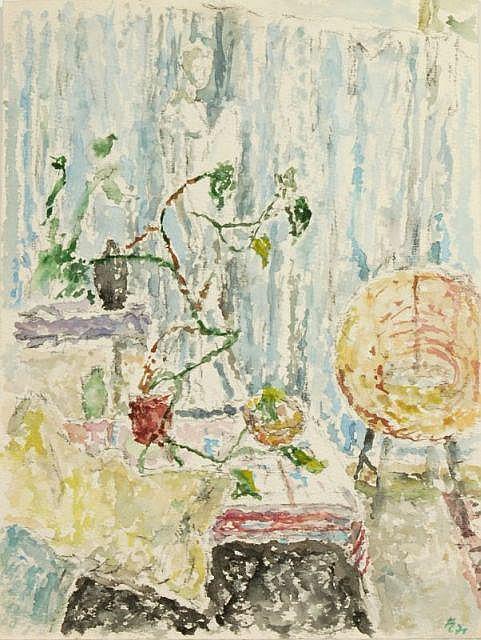 Fritz Cremer, Kleiner Garten. 1971.