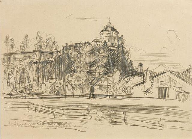 Walter Jacob, Kufstein. 1927.