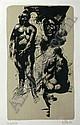 Willi Sitte, Akte und Gesichter. 1976., Willi Sitte, Click for value