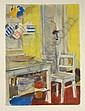 Paul Wilhelm, Kücheninterieur. Um 1960., Paul (1886) Wilhelm, Click for value