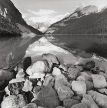 LEE FRIEDLANDER - Lake Louise, Canada, 2000