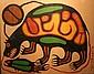 Norval Morrisseau ---Bear Totem