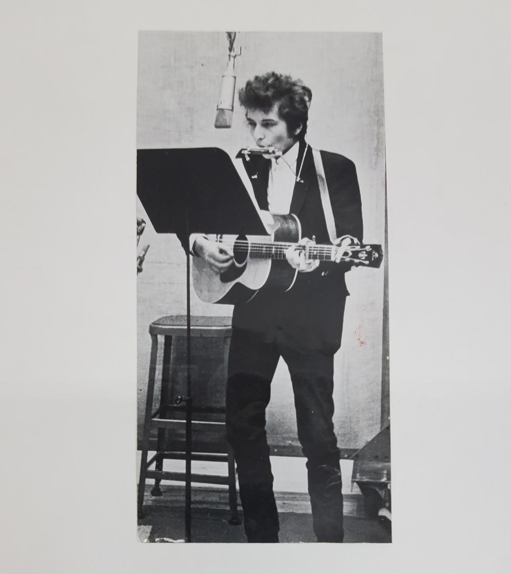 Bob Dylan | Type 1 Photograph (1966)