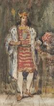 ALEJANDRO FERRANT AND FISHERMAN - King of castile