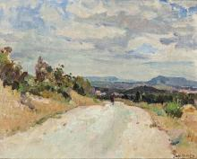 JEAN AUBERY France 1880-?