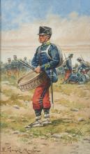ENRIQUE GOMEZ MARTIN - Band education. Infantry Regiment
