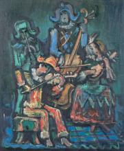 PEDRO FLORES - Musicians