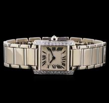 Cartier 18KT White Gold Watch