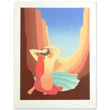 Lady of the Canyon by Brown, Derrick