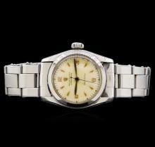 Rolex Oyster Speedking Watch